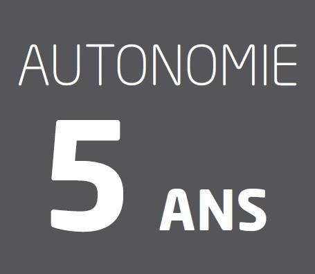 Autonomie 5 ans