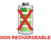 Noh rechargeable