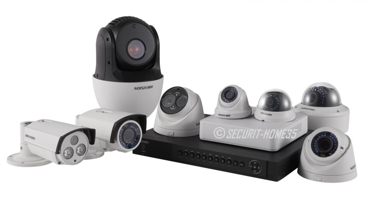 Hikvision - securit home35