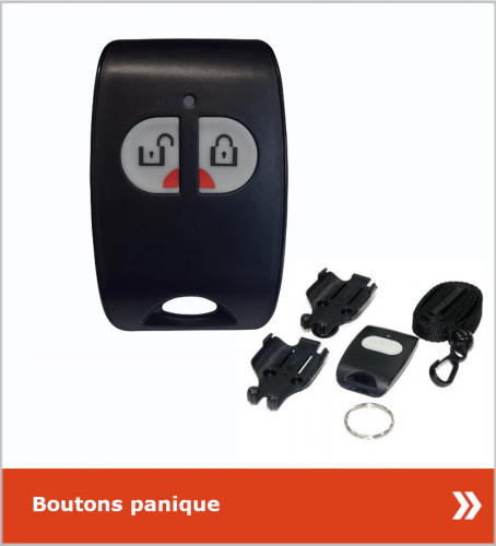 SECURIT-HOME35-Boutons panique