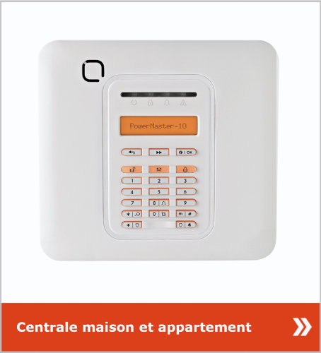 SECURIT-HOME35 - Centrale d alarme maison et appartement