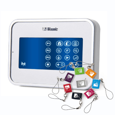 Securit home35 clavier lecteur de badges kp160 pg2