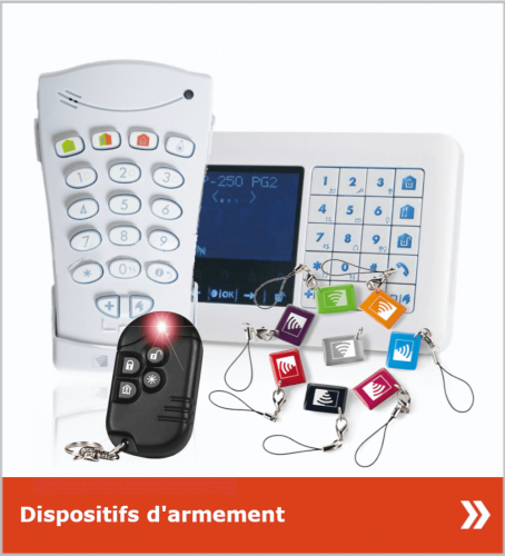 SECURIT-HOME35 - Dispositifs d'armement