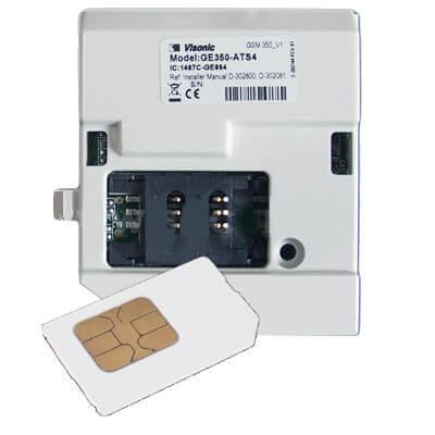 Securit home35 module gsm 350 sim pg2
