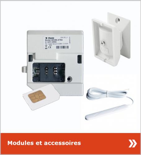 SECURIT-HOME35-Modules et accessoires
